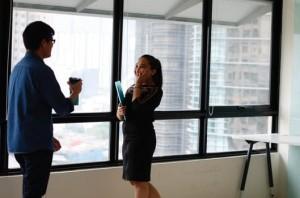 Workplace Romance Photo